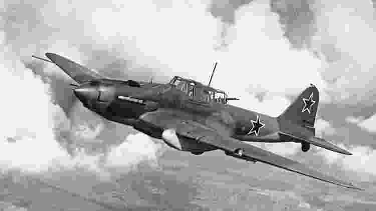 Avião soviético Ilyushin Il-2 ficou em produção entre 1941 e 1945 - Smithsonian Institution - Smithsonian Institution
