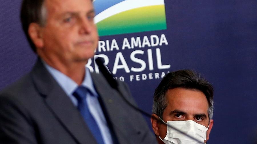 Ministro Ciro Nogueira diz que presidente Bolsonaro está mais próximo do PP (Progressistas) - Adriano Machado/Reuters