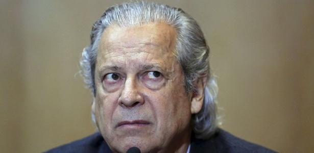 Apesar do perdão judicial do STF, Dirceu continuará preso em Curitiba