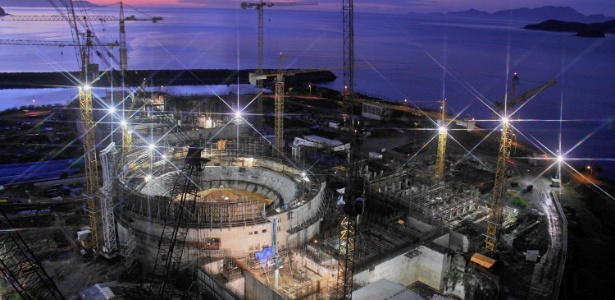UTC, Queiroz Galvão, Techint e Empresa Brasileira de Engenharia estavam envolvidas no cartel da usina de Angra 3