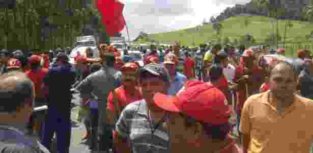 Protestos PE - Reprodução/Facebook - Reprodução/Facebook
