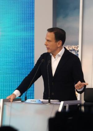 João Doria, candidato do PSDB à Prefeitura de São Paulo
