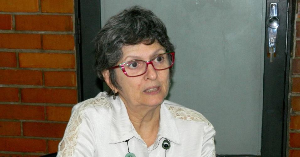 A brasileira Celina Turchi, especialista em doenças infecciosas da Fiocruz Pernambuco