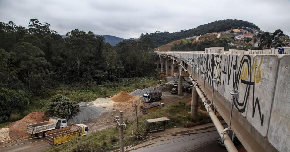15 mandados de prisão | Operação da Lava Jato de SP apura desvios em obras do Rodoanel