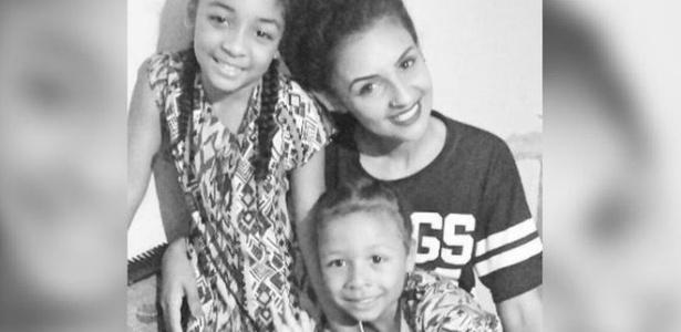 A maquiadora Thaa Rodrigues foi recusada para posição de vendedora por ser mãe - Arquivo pessoal