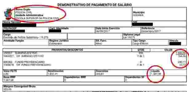 Divulgação/Sindipol-GO