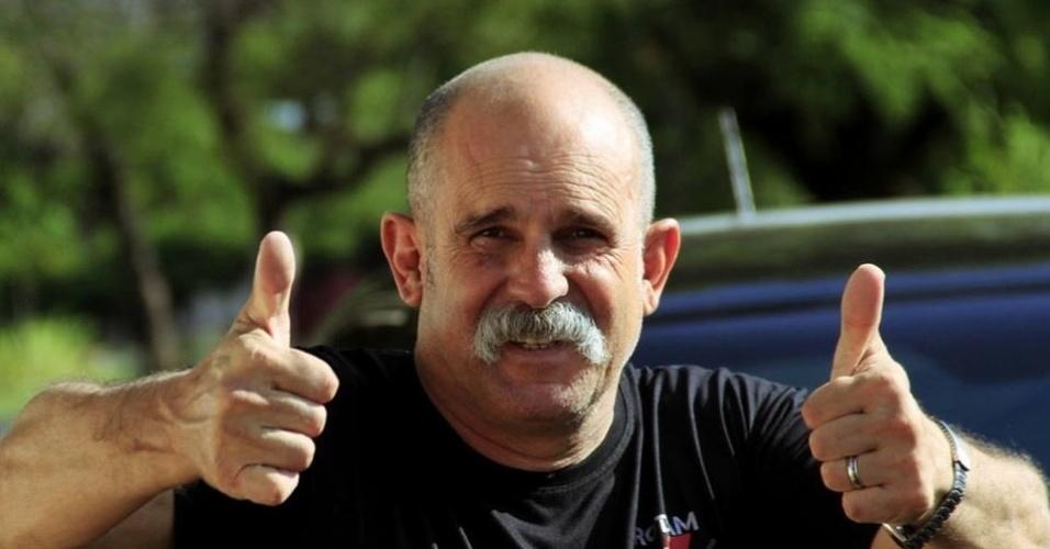 28.set.2018 - No Paraná, o candidato a deputado federal mais votado foi Sargento Fahur (PSD). Ele recebeu 314 mil votos