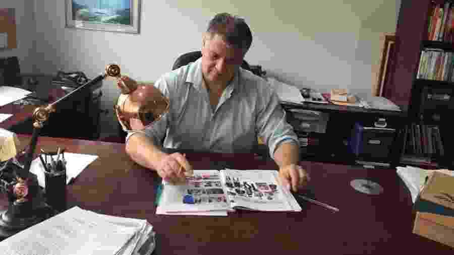 O advogado Antonio Carlos Donini fez intercâmbio para estudar inglês na África do Sul - Arquivo pessoal