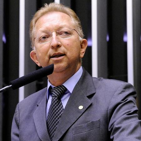 24.out.2018 - Deputado João Campos (PRB-GO) discursa na Câmara - Maryanna Oliveira/Câmara dos Deputados