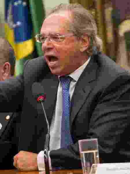 O ministro da Economia, Paulo Guedes - André Coelho/Estadão Conteúdo