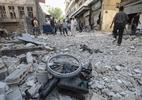 Síria: minas e restos de explosivos mataram 173 civis desde o início do ano - Omar Haj Kadour/AFP