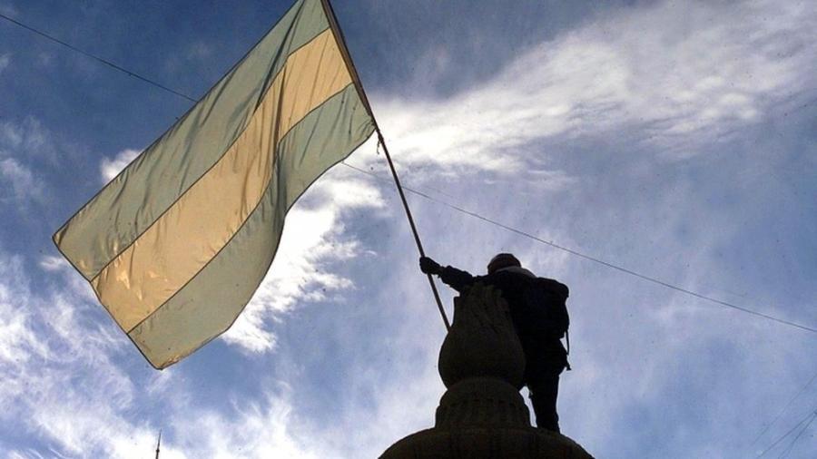 Mesmo com sucessivas crises econômicas, Argentina ainda tem alguns indicadores sociais em nível maior que o Brasil - AFP