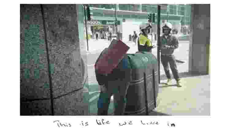 As fotos de Sunny mostram uma perspectiva de mundo de alguém em situação de rua - Sunny - Sunny