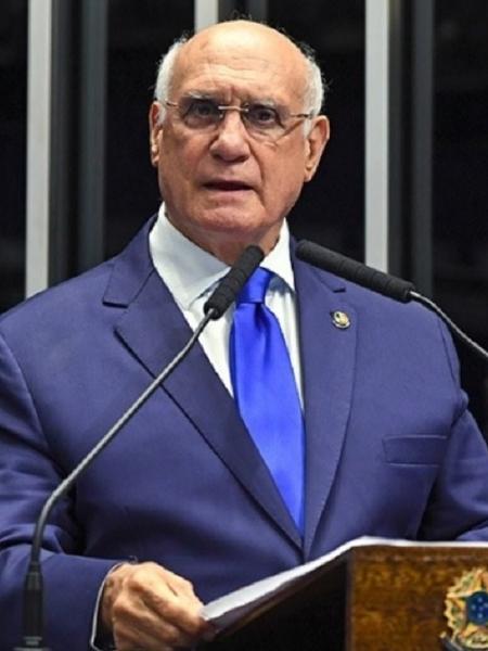 O senador Lasier Martins (Podemos-PR) - Jefferson Rody/Agência Senado