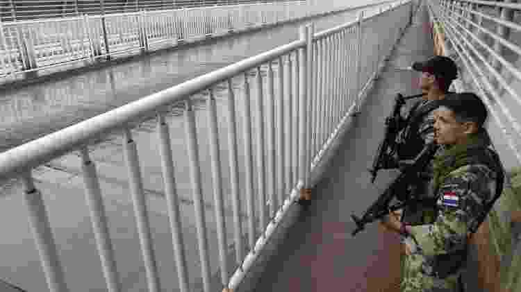 ponte da amizade - Kiko Sierich/Getty Images - Kiko Sierich/Getty Images