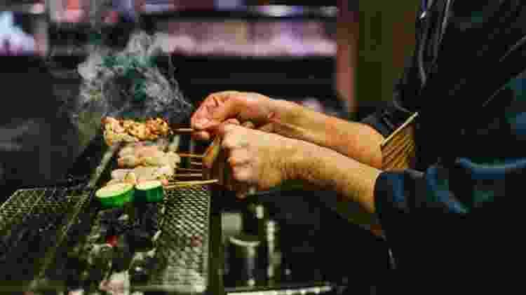 A forma de cozimento dos alimentos pode influenciar nos resultados - Getty Images - Getty Images