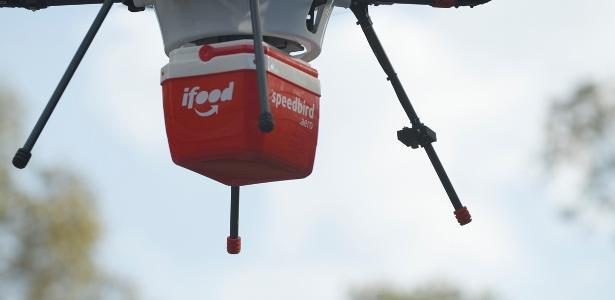 delivery de comida   Drones do iFood: veja as regras e se isso pode afetar os entregadores