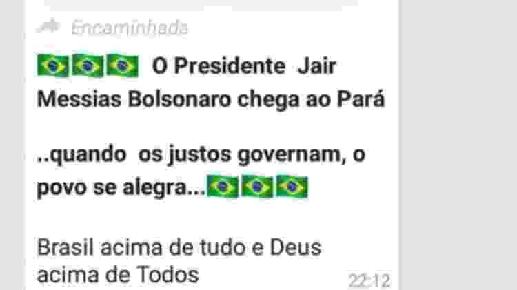 Bolsonaro 4 - Reprodução - Reprodução