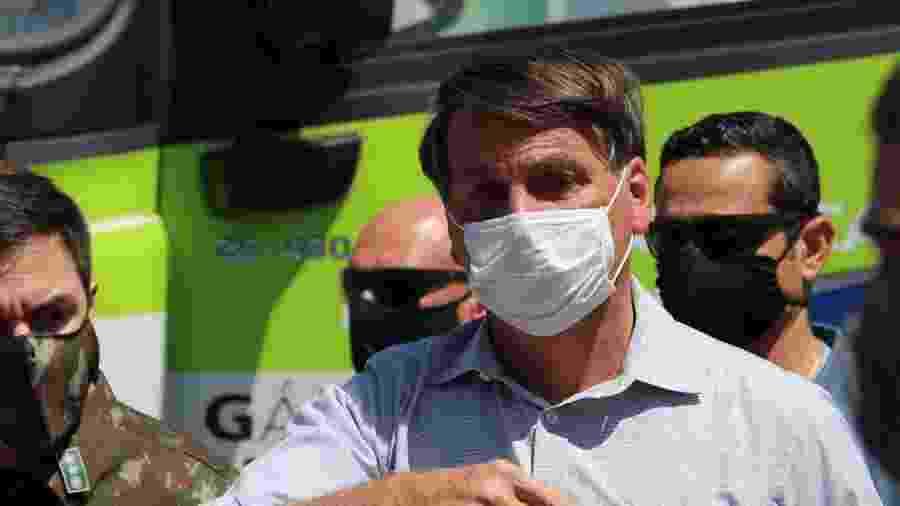Comunicação Social da Presidência anuncia R$ 1 trilhão contra pandemia; valor gasto até agora seria 29,4% do montante - Emanuel Rocha/Futura Press/Estadão Conteúdo