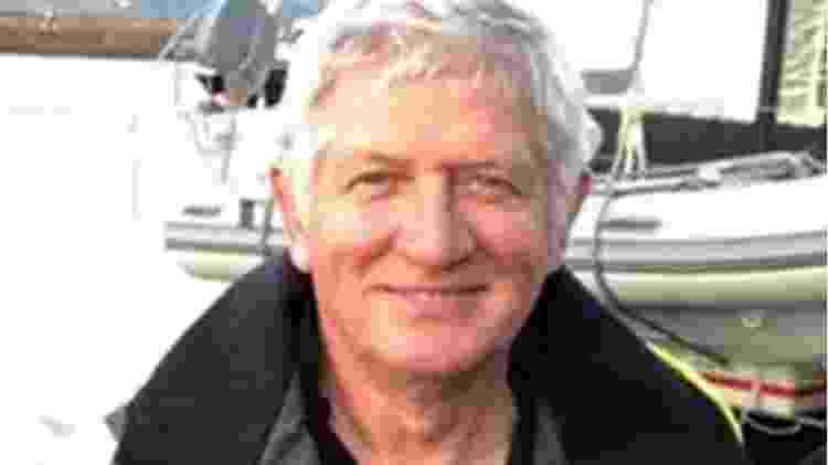 David Smith teve seu barco atacado por um grupo de orcas perto da costa portuguesa - ACERVO PESSOAL - ACERVO PESSOAL