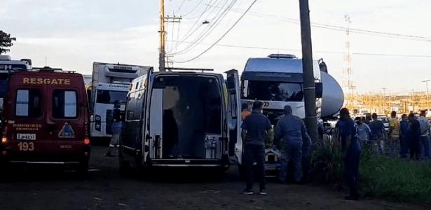 Caminhoneiros | Morre homem que foi atropelado durante protesto em SP