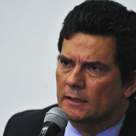 O ex-juiz federal Sergio Moro - Arquivo/Agência Brasil