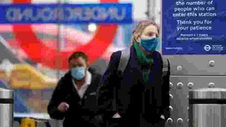 Variante B.1.617 pode colocar em xeque os avanços no enfrentamento da pandemia conquistados em países como o Reino Unido, indicam especialistas - Getty Images - Getty Images