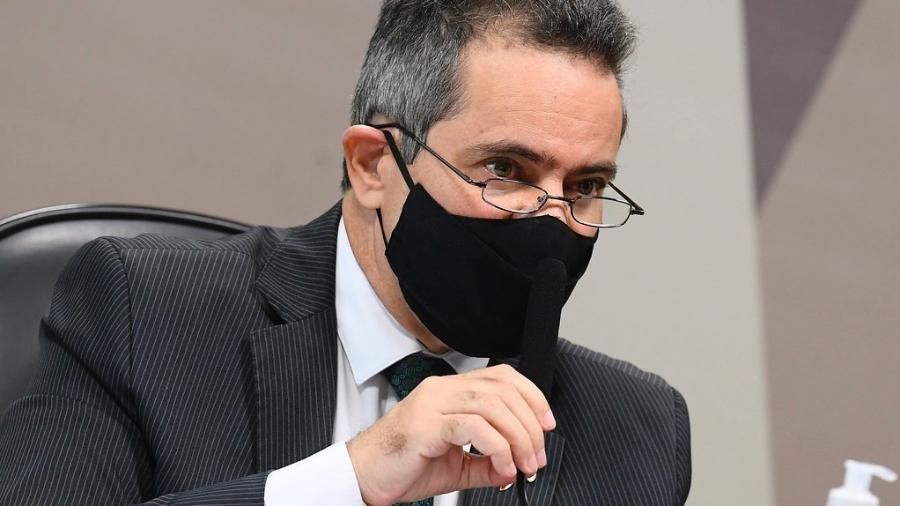 """Na decisão sobre Elcio Franco, Nunes Marques disse ser """"precipitada"""" a quebra de sigilo aprovada pela CPI - Marcos Oliveira/Agência Senado"""