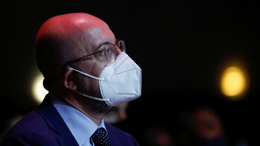 O presidente do Conselho Europeu, Charles Michel - Guillaume Horcajuelo/Pool via Reuters