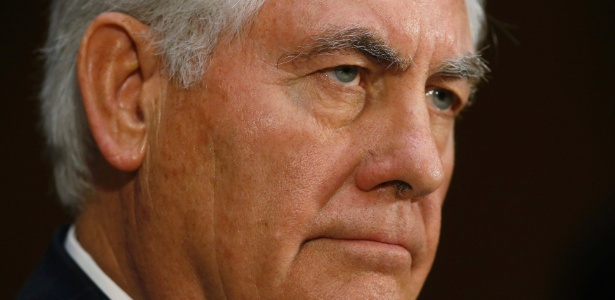 Rex Tillerson, é sabatinado no Senado americano para o cargo de secretário de Estado