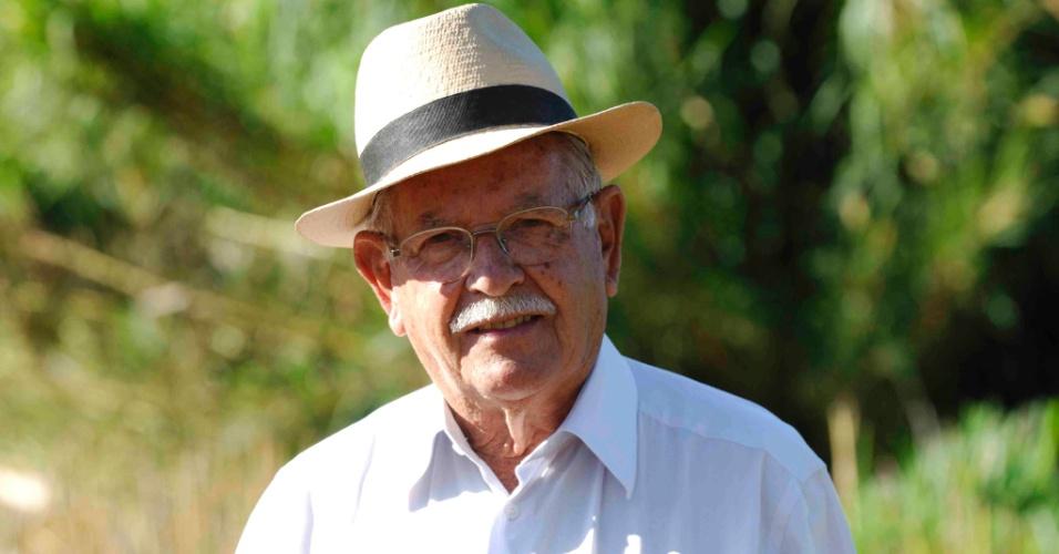 29.jan.2017 - Moacyr de Carvalho Dias morreu neste domingo; ele criou o requeijão cremoso em copo em uma época na qual a iguaria era vendida em tabletes e com uma textura mais sólida