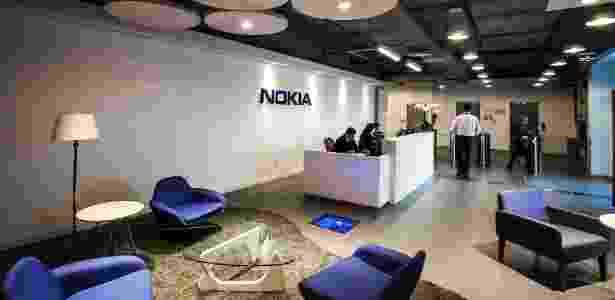 2 - Novo escritório da Nokia no Brasil - Fernando Moraes/UOL - Fernando Moraes/UOL