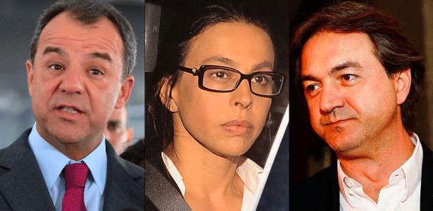 Documento indica que Cabral, Adriana e Joesley viajaram juntos em agosto de 2015