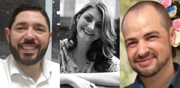 Fernando, Bárbara e Marcos usam e-mail e redes sociais para ajudar desempregados