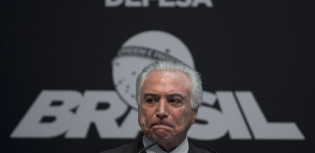 Presidente Michel Temer  - Mauro Pimentel/AFP Photo