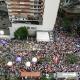 Professores e outros servidores municipais voltam a protestar em São Paulo - Fávio Vieira/Estadão Conteúdo