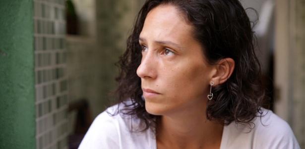 Monica Benício, viúva da vereadora Marielle Franco - Taís Vilela/UOL