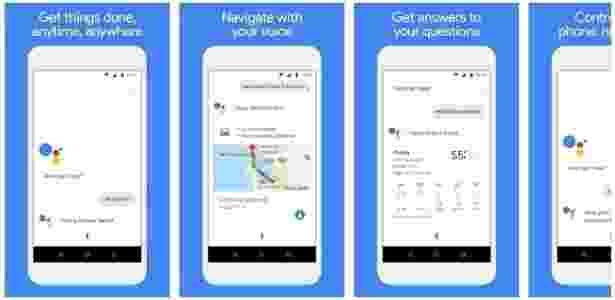 Google Assistente facilita a navegação pelo celular - Divulgação