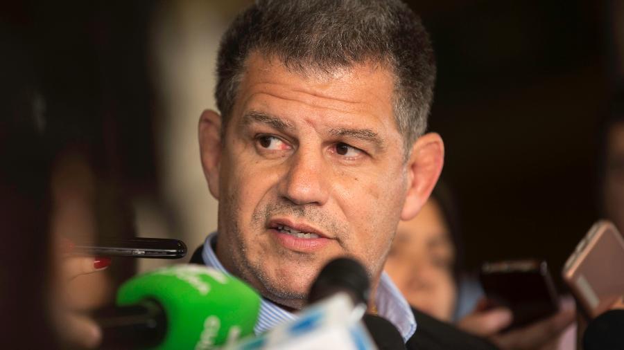 Gustavo Bebianno, ministro do governo Bolsonaro - Bruno Rocha 8.set.2018 - /Fotoarena/Estadão Conteúdo