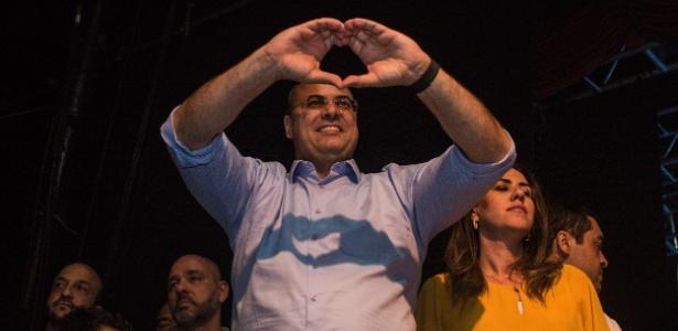 Witzel foi eleito com vantagem na baixada fluminense e na região metropolitana do Rio