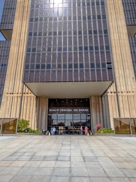 Banco Central, em Brasília - Por Marcela Ayres