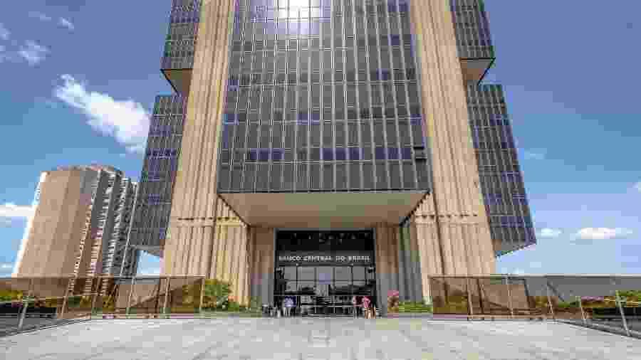 Banco Central, em Brasília - Getty Images