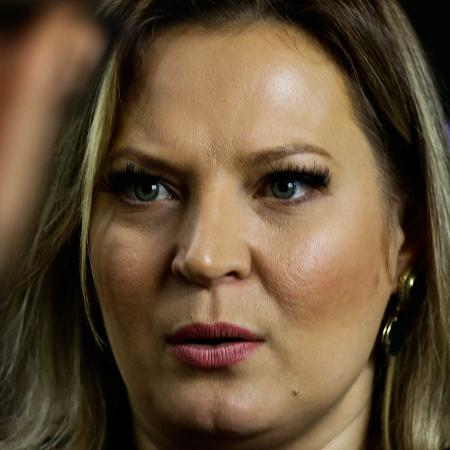 A deputada federal, Joice Hasselmann (PSL-SP) - Aloisio Mauricio /Fotoarena/Folhapress