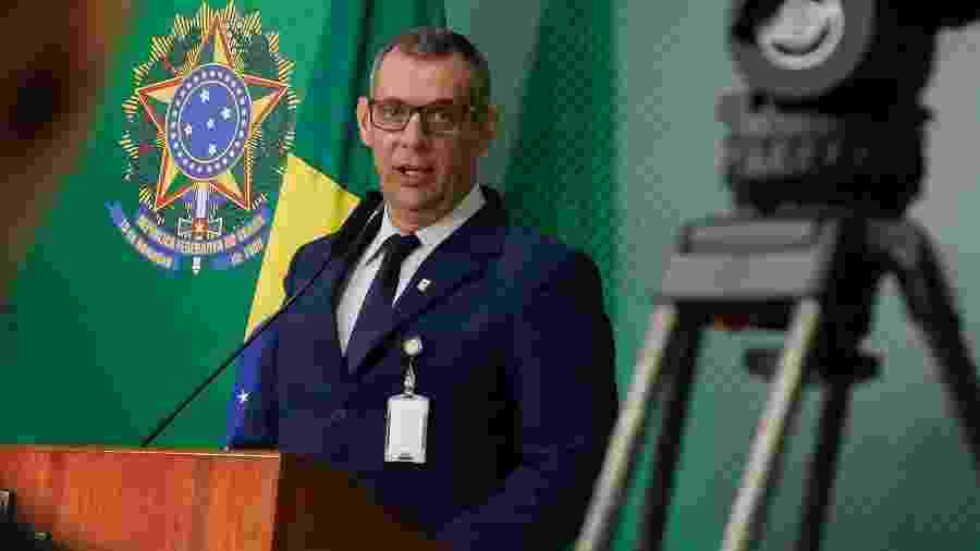 Porta-Voz general Otávio Rêgo Barros - Anderson Riedel/PR