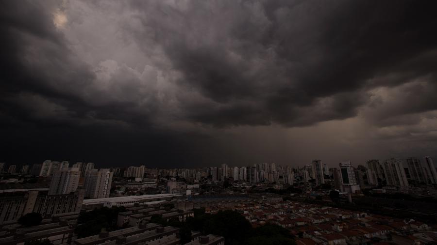 Temperatura máxima deve cair 12ºC de terça até quinta-feira na capital paulista - Andre Lucas/Estadão Conteúdo