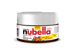 """Nubella, da Cosmeceuta, à base de creme de avelãs. Linha agora chama """"Vcbella"""" - Reprodução"""