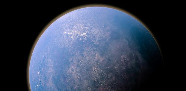Meteorito encontrado na Antártida indica que Marte já foi azul thumbnail