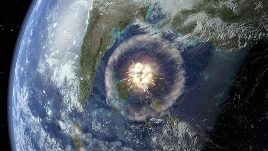 O impacto do asteroide, 66 milhões de anos atrás, provavelmente não levou apenas à extinção dos dinossauros - SPL