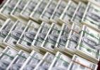 Dólar fecha em queda pelo 2º dia, a R$ 3,26, de olho na Previdência - Narong Sangnak/Efe