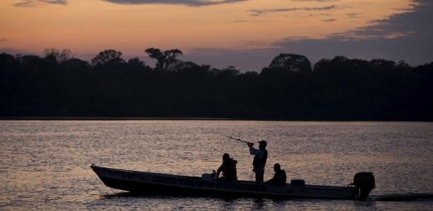 Países amazônicos pregam união para proteger a floresta - Bruno Kelly/Reuters